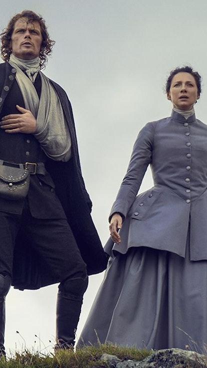 "Diana Gabaldon On 'Outlander' Season 7 & Creating A ""Satisfying"" TV Ending To Her Story"