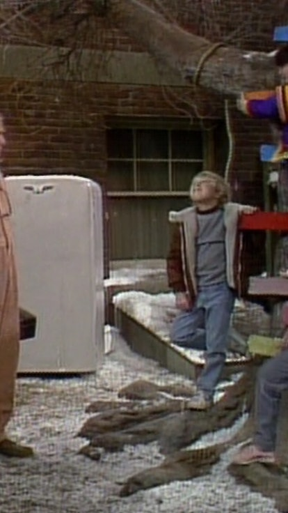 Please Relive The 'Punky Brewster' Stuck In The Fridge Episode With Me