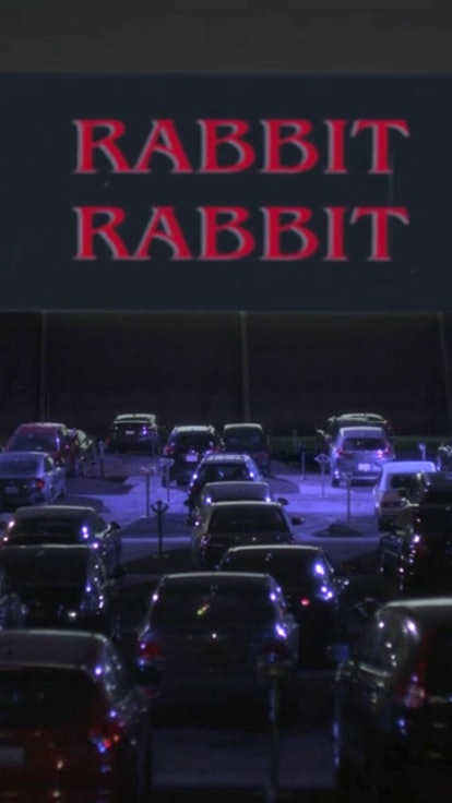 What's Real About The Very Fake 'Rabbit Rabbit' Movie In 'American Horror Stories'?