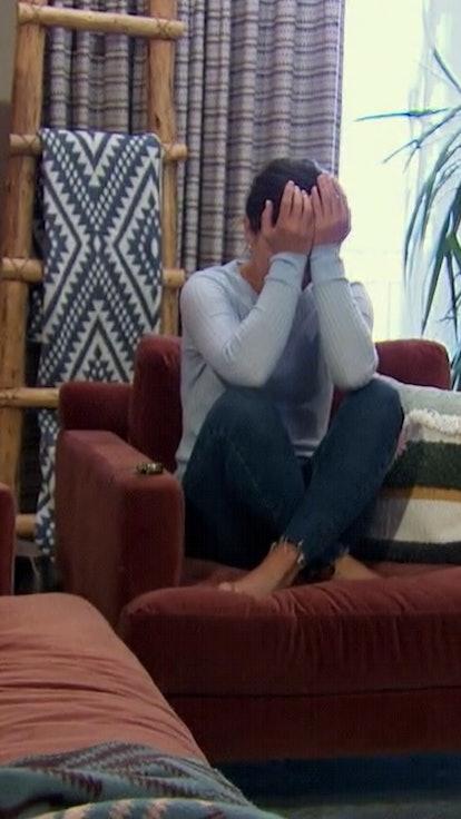 The 'Bachelorette' Breakup Curse (Aka Wearing Light Blue) Strikes Again