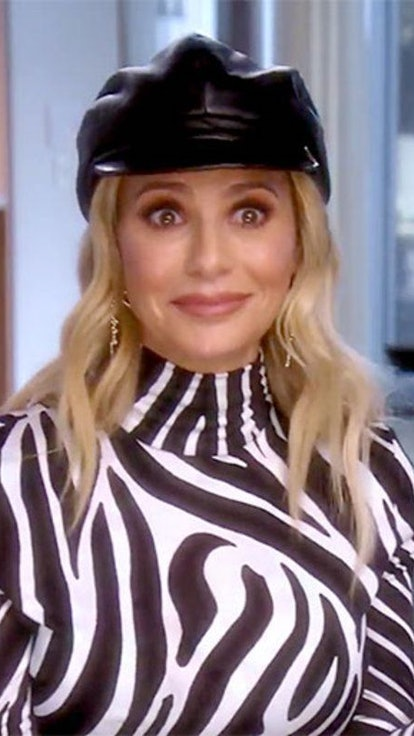 Dorit Kemsley, Child Of The World, Is From Connecticut, Goddammit