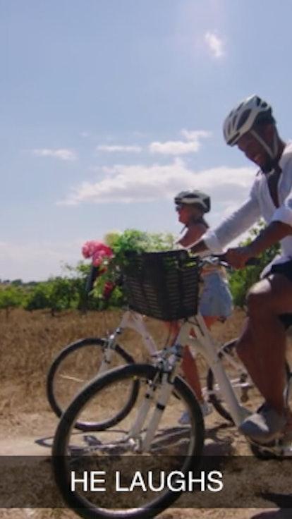 Has Teddy From 'Love Island' Ever Ridden A Bike?