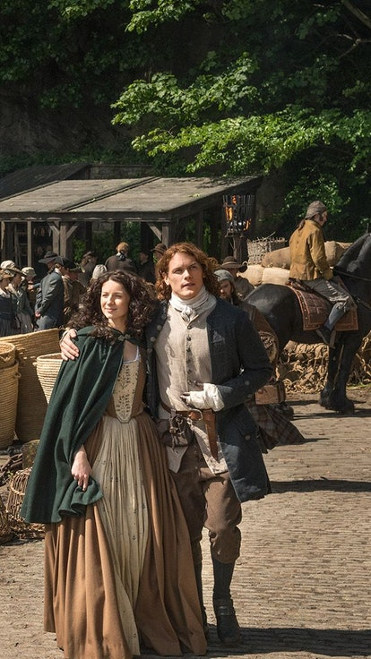 12 Outlander Book Characters Who Never Made It To The Screen