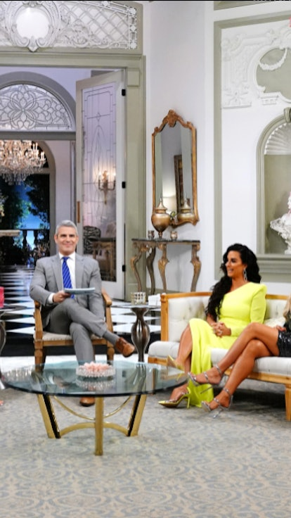 The 'RHOBH' Season 11 Reunion Seating Chart Is Screaming With Opportunity & Drama
