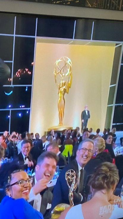 Conan O'Brien Gave No F*cks At The 2021 Emmys