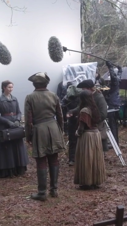 Let's Examine This 'Outlander' Season 6 Script Page For Clues