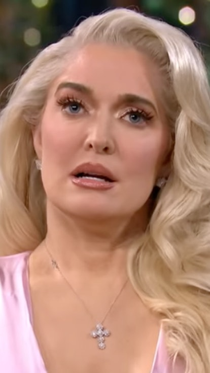 Anyone Else Think Erika Seems... Strange On The 'RHOBH' Reunion?