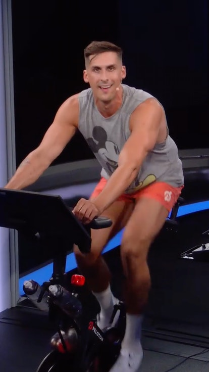 Peloton Rides Inspired By Cody Rigsby's 'DWTS' Dances